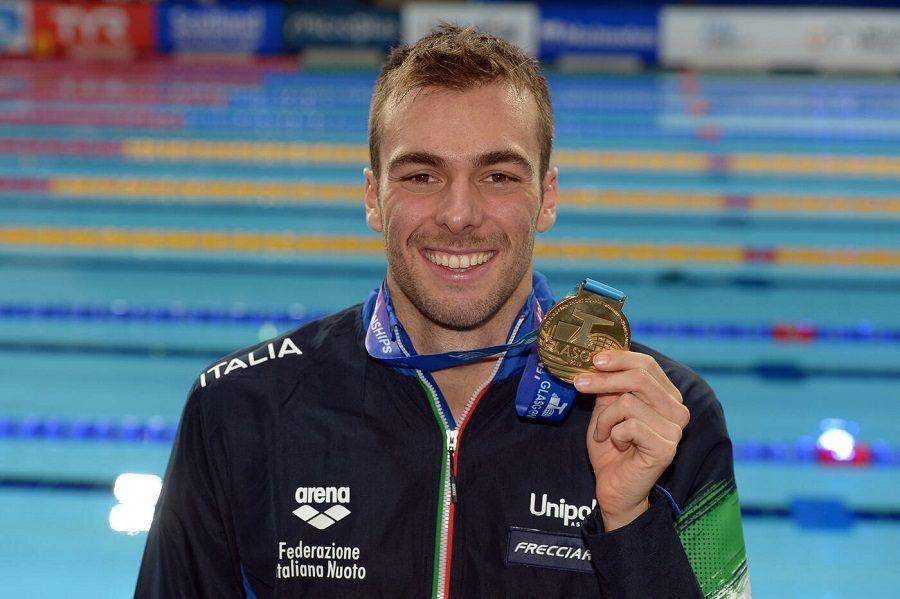 nuoto italiano